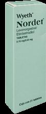 Nordet 21 Tabletas (0.15 mg/0.03 mg)