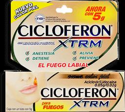 Cicloferon Xtrm Color Piel