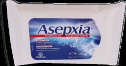 Toallitas Asepxia de Limpieza Facial Anti-Imperfecciones 10 U