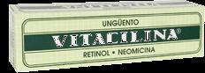 Ungüento Vitacilina Con Retinol y Neomicina 16 g