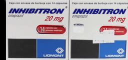 Inhibitron 28 Cápsulas (20 mg)