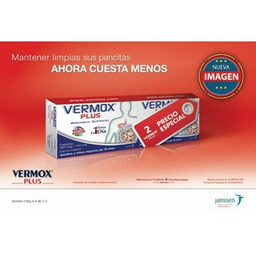 Vermox Plus