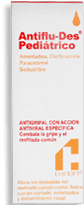 Antiflu-Des Pediatrico Solucion 30 mL (2.5 g/0.1 g/15 g)