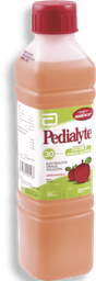 Suero Pedialyte Manzana 500 mL