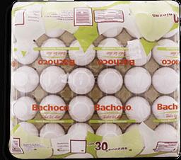 Huevo Blanco Bachoco 30 U