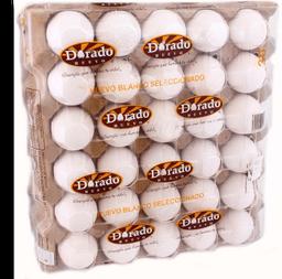 Huevo Dorado Blanco 30 U