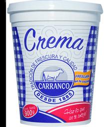 Crema Ácida Carranco 900 g
