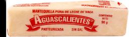 Mantequilla Aguascalientes sin Sal 90 g
