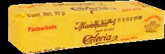 Mantequilla Gloria con Sal Barra 90 g