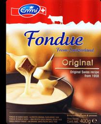 Fondue Emmi Original 400 g