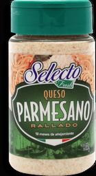 queso parmesano selecto en polvo bote 85 G