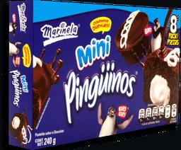 Pastelito Pingüinos Mini 30 g x 8
