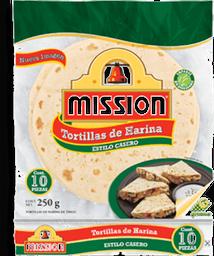 Tortillas Mission de Harina 10 U