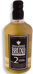 Mezcal Bruxo Artesanal No. 2 Pechuga de Maguey 750 mL