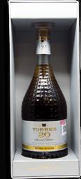 Brandy Torres 20 Años Botella 700 mL