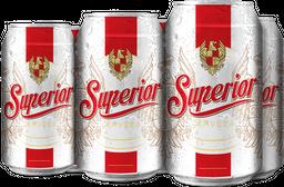 Cerveza Superior Original Lata 355 mL