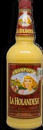 Rompope La Holandesa Natural 1 L