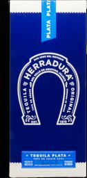 Tequila Herradura Plata Botella 750 mL