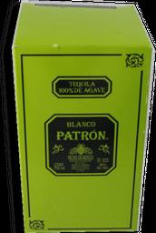 Tequila Patrón Silver Botella 750 mL