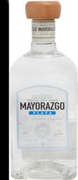 Tequila Mayorazgo Plata 750 mL