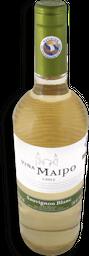 Vino Blanco Viña Maipo Sauvignon Botella 750 mL