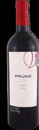 Vino Tinto Pruno Tempranillo Cabernet Sauvignon Botella 750 mL