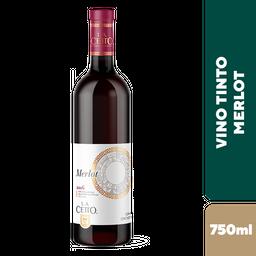 Vino Tinto  Merlot L.A Cetto Clásica  750 ML