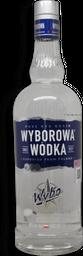 Vodka Wyborowa Premium - 1000 mL