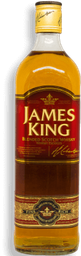 Whisky James King Etiqueta Roja 750 mL