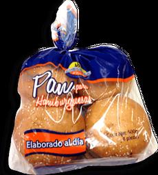 Pan Chedraui Hamburguesa 500 g