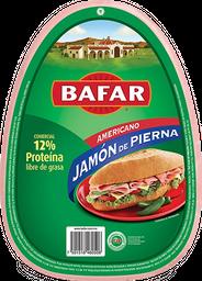 Jamón de pierna tipo americano Bafar por kg