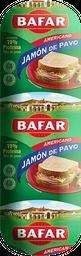 Jamón Baffar Americano de Pavo