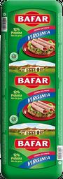 Jamón de pavo tipo virginia Bafar por kg
