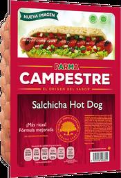 Salchicha Hot Dog Campestre por kg