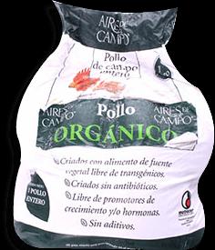 Pollo Entero Orgánico Aires de Campo 1 U
