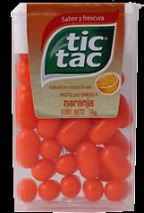 Pastillas Tic Tac Naranja 16 g