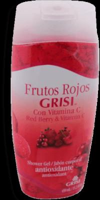 Grisi Jabón Líquido CorporalFrutos Rojos Antioxidante