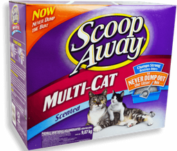 Scoop Away - Arena Multi Cat