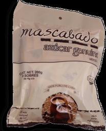 Azúcar Metco Genuino Mascabado 200 g