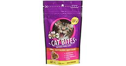 Cat Bites Salmon