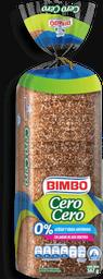 Pan de Caja Bimbo Cero Cero 567 g