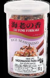 Condimento Ebi Fumi Furikake Camarón Para Arroz 50 g