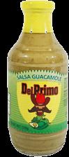 Salsa Casera Del Primo Guacamole 510 g
