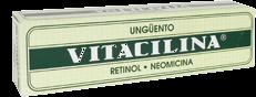 Ungüento Vitacilina Con Retinol y Neomicina 28 g
