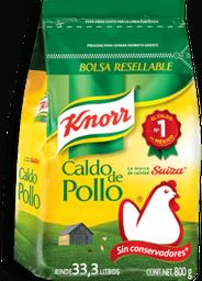 Caldo de Pollo Knorr en Polvo 800g
