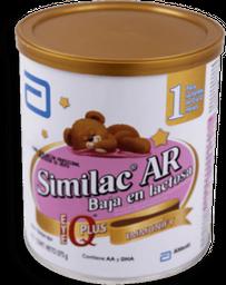 Fórmula Láctea Similac AR Baja en Lactosa 375 g