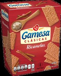 Ricanelas Galletas