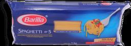 Pasta Barilla Spaghetti N° 5 1 kg