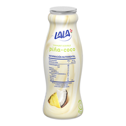 Lala Yoghurt Bebible Piña Coco
