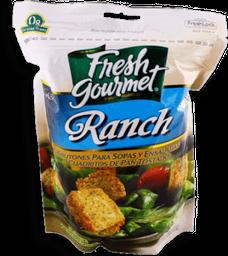Crutones Fresh Gourmet Ranch 142 g